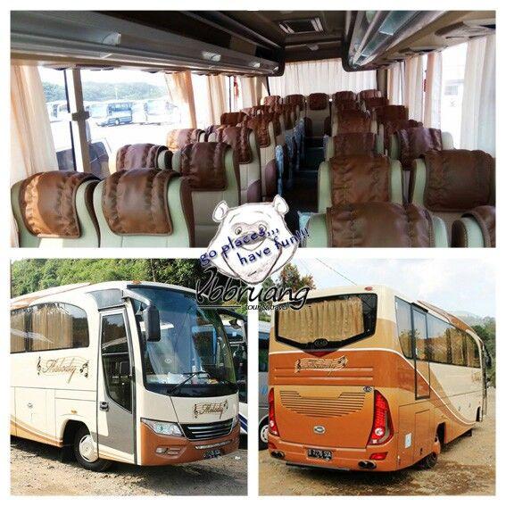 bus pariwisata melody trans mediumbus