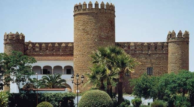 Alcázar de Zafra © Turespaña