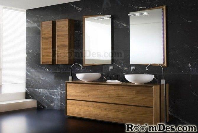 bathroom removing tile wall