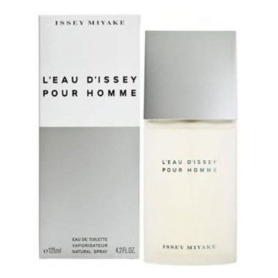 Issey Miyake By Issey Miyake For Men EDT 4.2 Oz    This is a MUST have for the True Gentleman, Your Woman will Appreciate the Allure.