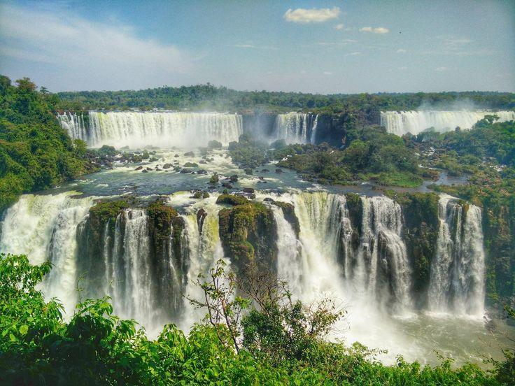 Iguassu falls brazil oc 4160 x 3120 iguazu falls