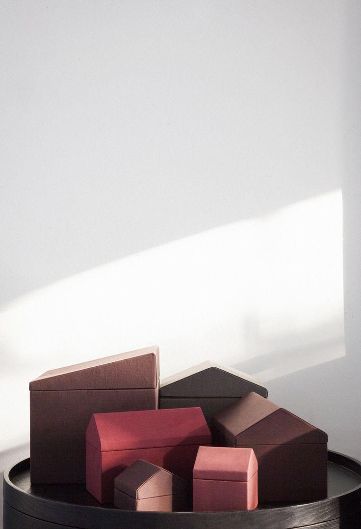 Menu Houses by Note Design Studio