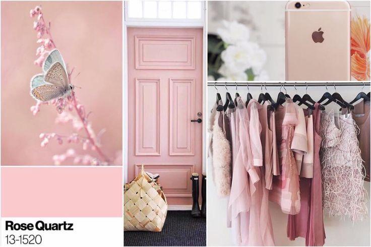 Rose quartz mood