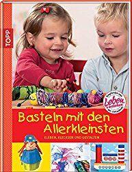Basteln ist eine Lieblingsaktivität vieler Kinder und erlaubt ihnen zu lernen und Kreativität zu entfalten. Diese Kleber sind hausgemacht und unbedenklich!
