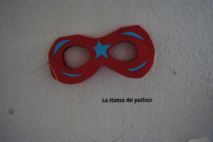 superheroes party invitations - www.la-stanza-dei-pasticci.com