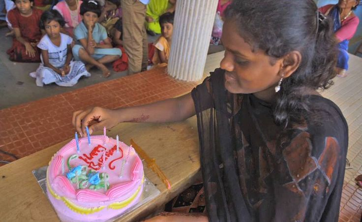 'When I came here they gave me a birthday. My birthday is December 12th.' These words are spoken by a young girl who was once a homeless orphan and is now living at the Light of Love Home & School, Tuni, India. Help share the campaign #beacandleforSLA. www.sla-india.org