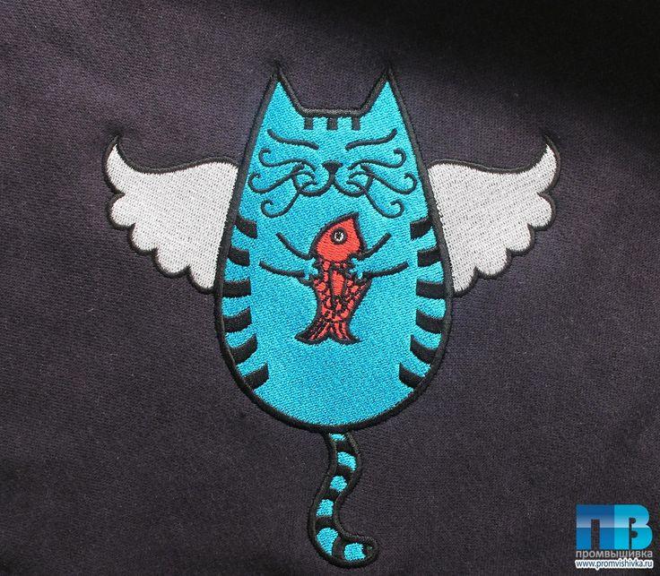 #embroidery #cat #кошки #вышивка