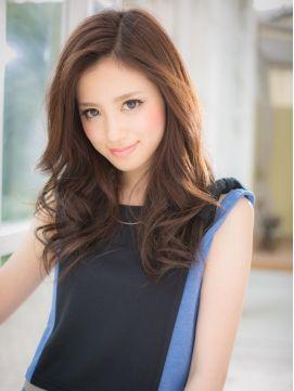 カバーヘアーブリス COVER HAIR bliss 戸田公園店*+COVER HAIR+*…顔色もキレイに魅せる!艶ブラウンの大人ロング