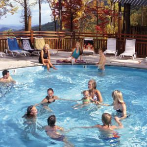 Smoky Mountain vacation planning ideas. This is Southern livings guide to cabins. Cabin Finder: Family - Southern Living