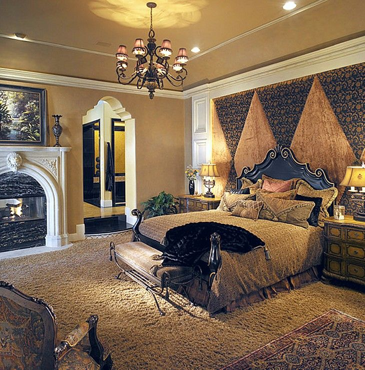 25 Best Ideas About Old World Bedroom On Pinterest