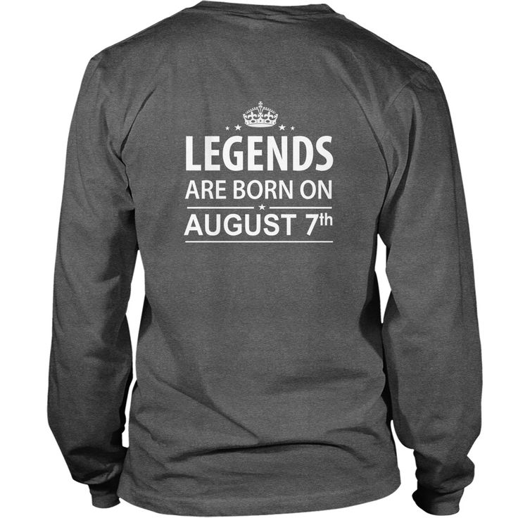 legends are born in TShirt Hoodie Shirt VNeck Shirt Sweat Shirt for womens and Men ,birthday, queens Birthday August 7 copy I LOVE MY HUSBAND ,WIFE | Best T-Shirts USA are very happy to make you beutiful - Shirts as unique as you are.