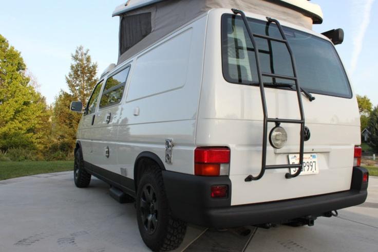 Volkswagen : EuroVan MV Van Camper 3-Door in Volkswagen | eBay Motors