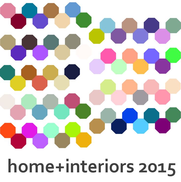 192 Best Color And Design Trends 2015 Images On Pinterest