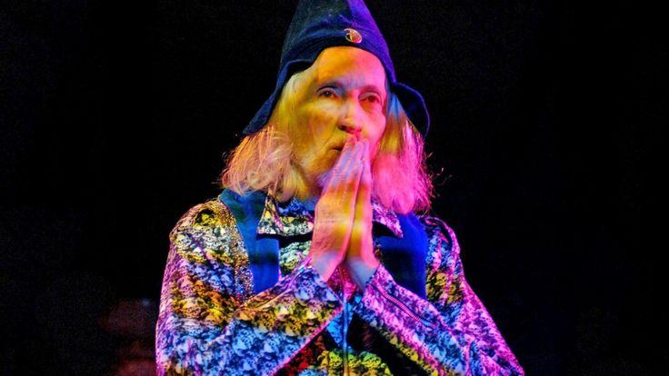 Bir yeraltı müzisyeni: Daevid Allen