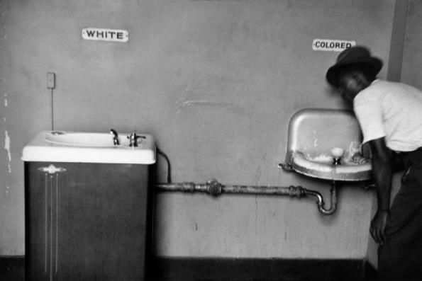 North Carolina 1950. so very hard to believe people were ever this way. So very wrong