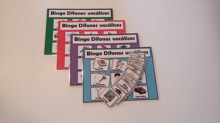 Bingos dífonos vocálicos