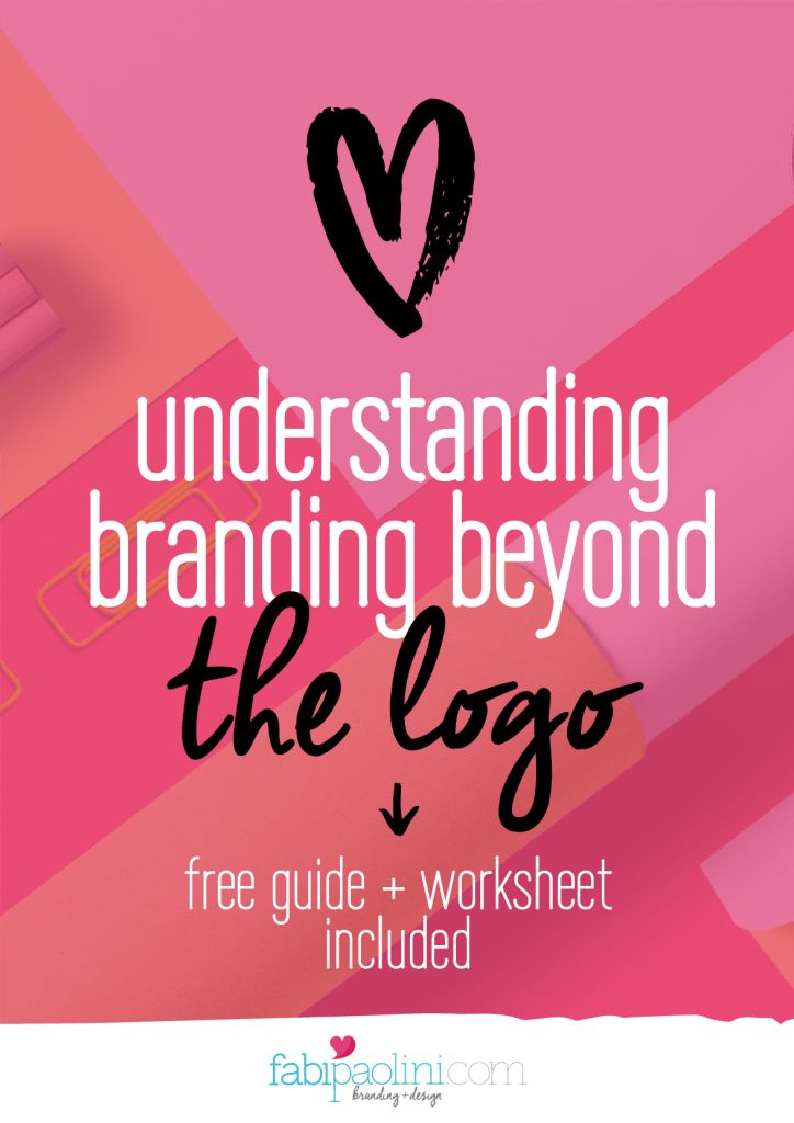 Understanding Branding beyond the logo - Free guide + worksheet included. Branding essentials. Mission - unique selling proposition - differentiation - values
