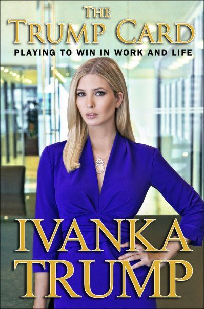 Love her work dress style..Might be an interesting read...♥Ivanka Trump♥