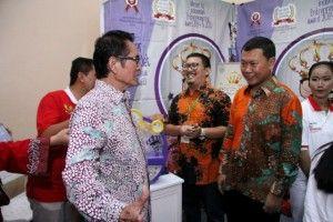 Pameran dan Kongres Beli Indonesia , berkumpulnya antar pelaku ekonomi