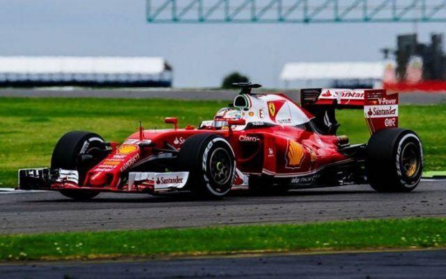 Prima giornata di test a Silverstone poco produttiva per la Ferrari Per il giovane debuttante Charles Lecler solamente diciotto giri all'attivo. Si rivede l'Halo sulla Red Bull. #f1 #ferrari #slverstone