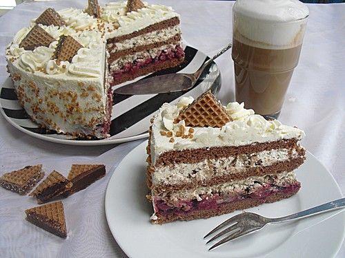 Hanuta – Torte   – Essen & trinken