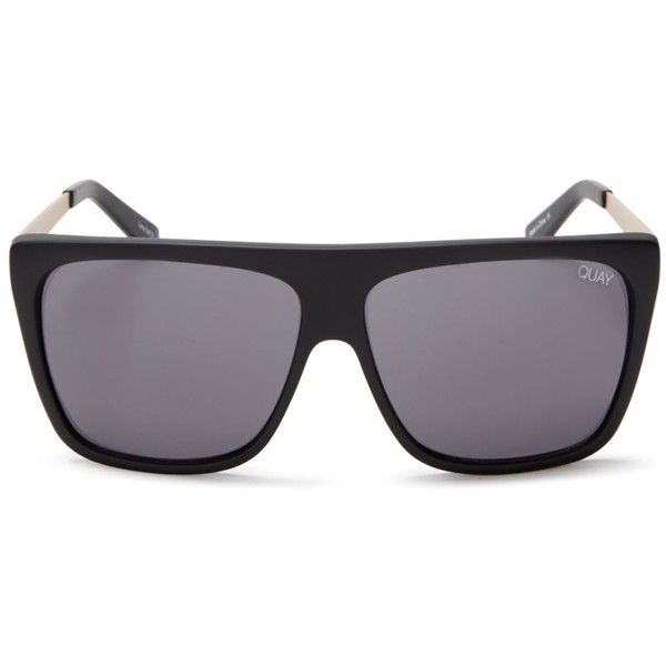 Quay Otl Ii Square Sunglasses, 56mm (91 AUD) ❤ liked on Polyvore featuring accessories, eyewear, sunglasses, quay eyewear, quay glasses, square sunglasses, quay sunglasses and quay sunnies