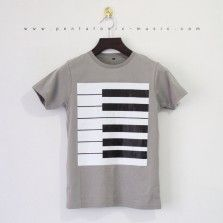Basic Piano Tees