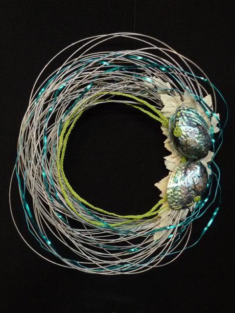 Class 12 A Contemporary Wreath - 'A Novel Approach'