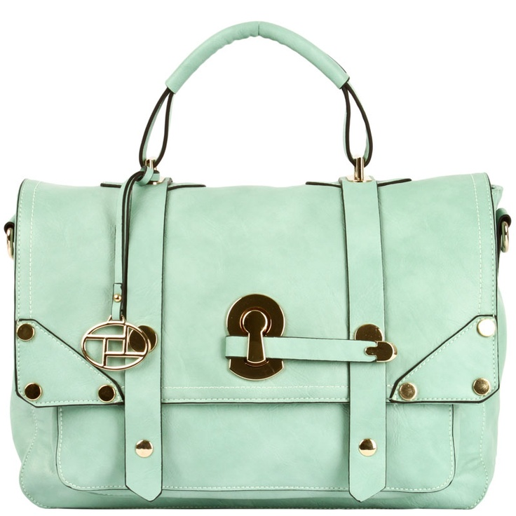 40 best Mint green handbags images on Pinterest | Mint green ...