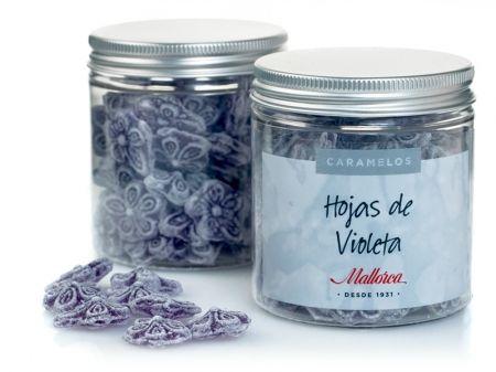 Hojas de violeta