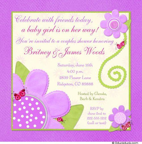 Best 25+ Coed Baby Shower Invitations Ideas On Pinterest