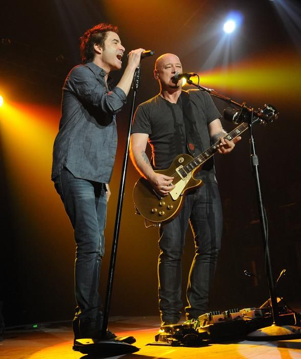 Pop Rock Band Train Performs at The Joint