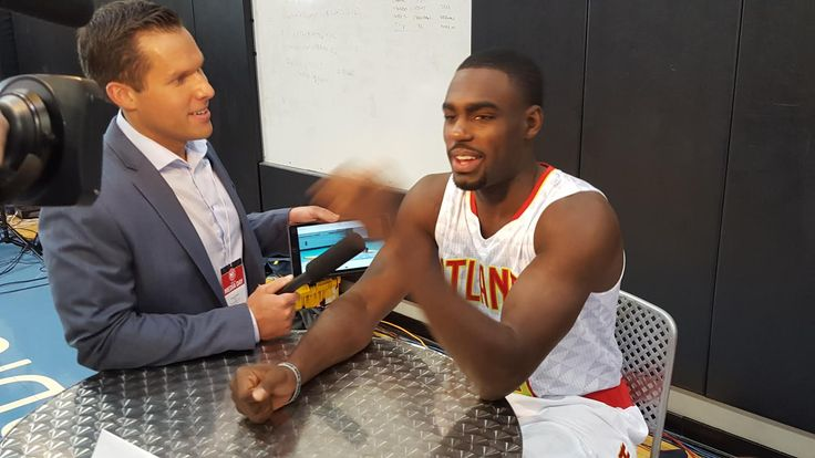 The New Guy: Tim Hardaway Jr. Talks Coming to Atlanta, Carmelo Anthony and Avoiding Atlanta Nightlife