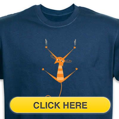 Check our Feeling Wired T-Shirt to celebrate you #pet #animal#cat love. Just $18.99 + an extra $5off Just Enter Coupon Code: SAVEMORE5 at checkout at  http://www.petproductadvisor.com/store/mc/feeling-wired-tshirt.aspx