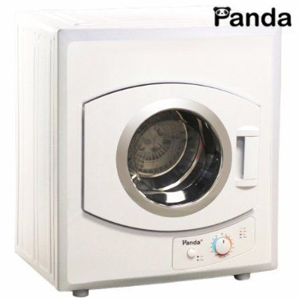 panda portable compact cloths dryer apartment size 110v stainless