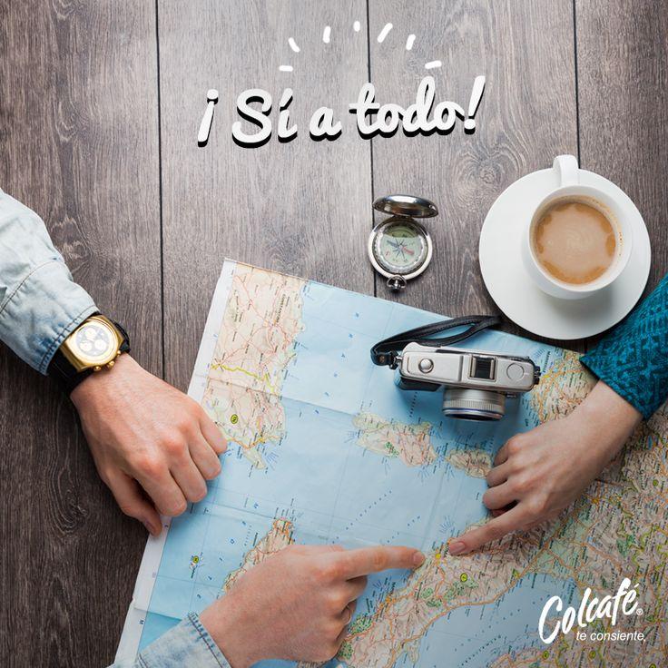Desde el deseo a la realidad, #ColcaféTeConsiente