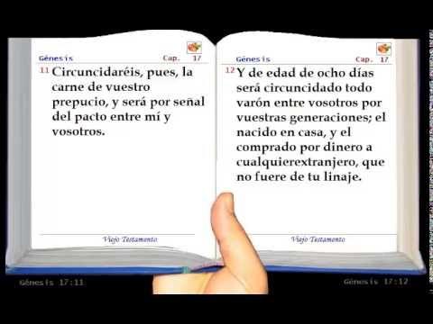 La Santa Biblia Hablada - Genesis Capítulo :17