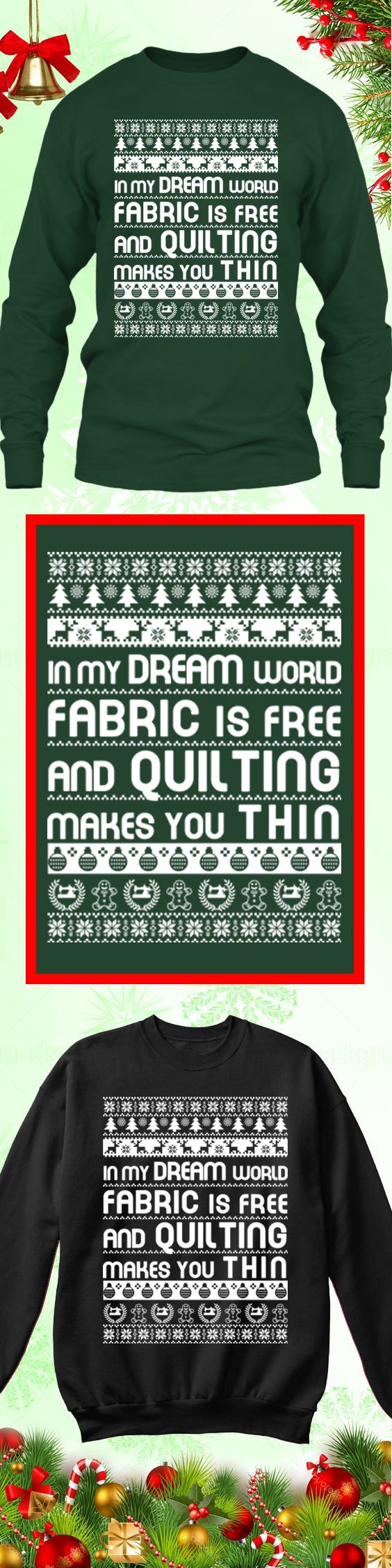 46 best sewing t shirts images on pinterest t shirts drinking tea need a last minute christmas gift get this limited edition quilting ugly christmas sweater while fandeluxe Images