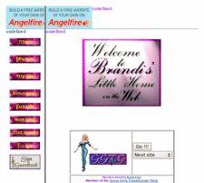 miniatura de Bienvenido a Brandi pequeño hogar en la Web