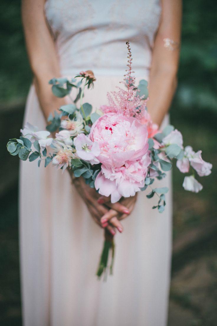 256 besten PINK WEDDING Bilder auf Pinterest | Blumenkranz ...