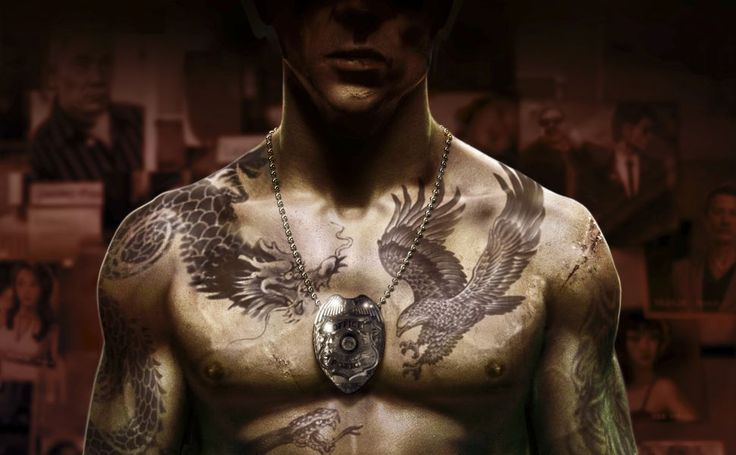 Sleeping Dogs Wei Shen Tattoos HD Wallpaper