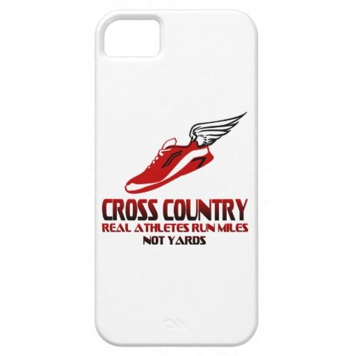 Cross Country Running iPhone 5 Cases