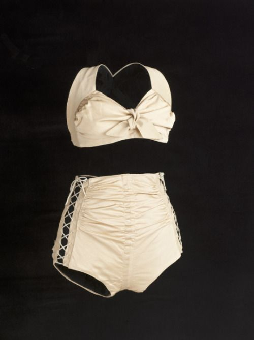082d0b6de0 Bathing Suit 1942 The Los Angeles County Museum of Art | Vintage ...