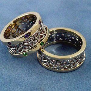 Kiliel wedding rings. YES YES YES YES!!!!!
