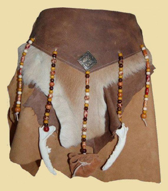 Tribal Skirt by Larperlei on Etsy, €85.00
