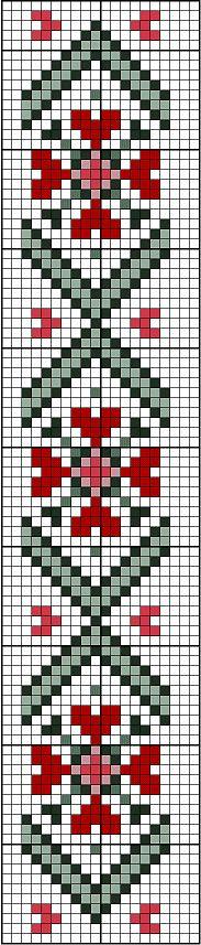 Color Hearts Chart