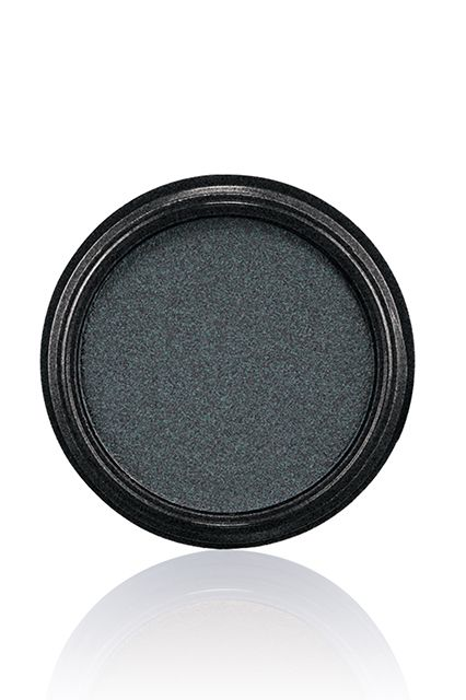 MAC Electric Cool Eyeshadow in Blacklit, $21, available August 14 at MAC Cosmetics.