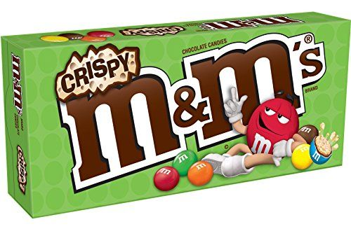 MMS Crispy Chocolate Candy Movie Theater Box 3Ounce Box Pack of 12 ** You can find more details by visiting the image link.