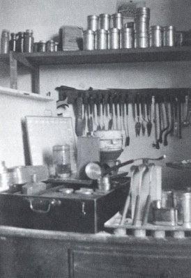 Sonia y Robert Delaunay, interior casa Vila do Conde