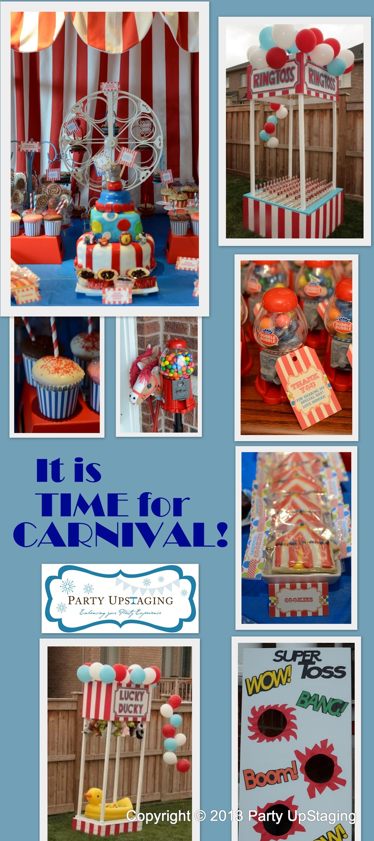 best circus party ideas images on pinterest ideas para fiestas